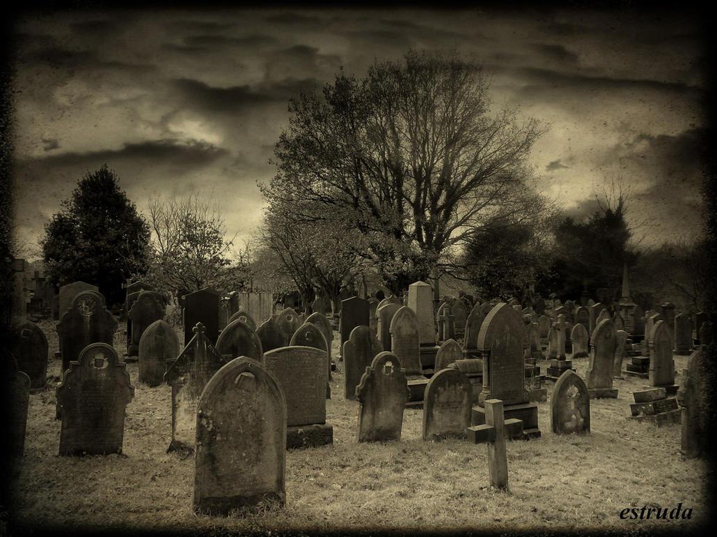 Cemetery by Estruda
