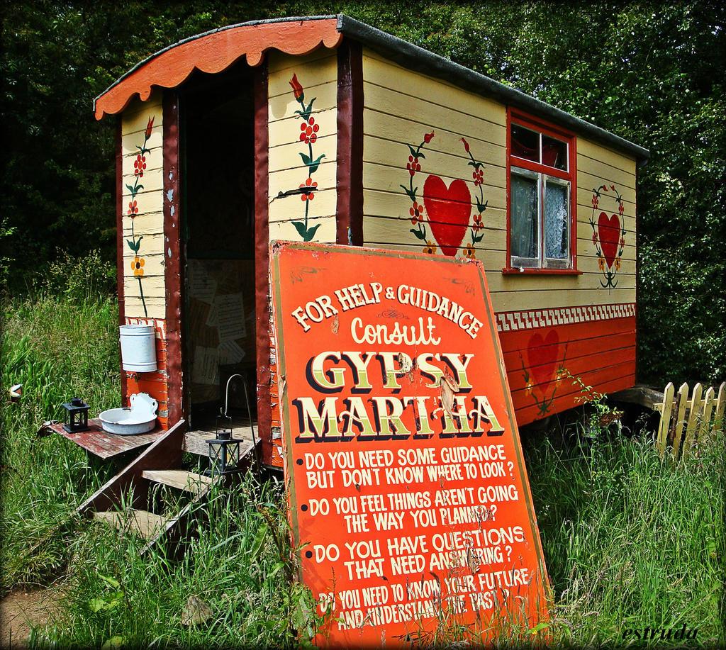Gypsy Martha by Estruda