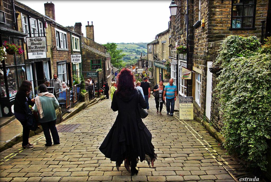 The Village Street by Estruda