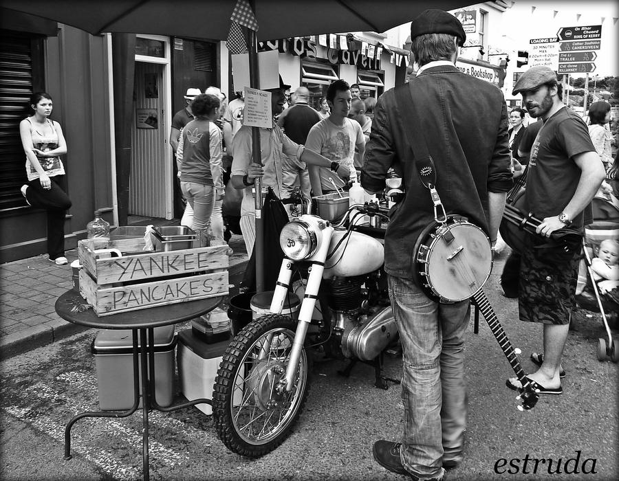 Puck Fair Killorglin by Estruda