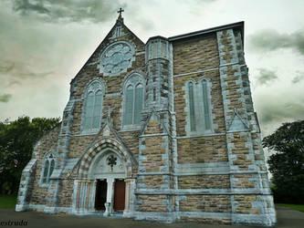 Killorglin Church by Estruda