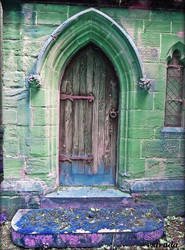 The Secret Door To The Land Of The Fairys by Estruda