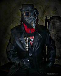 Mr Plague Doctor by Estruda