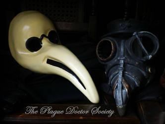 The Plague Doctor Society by Estruda