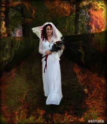 Hellfires Bride by Estruda