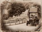 Vintage Transport 8 by Estruda
