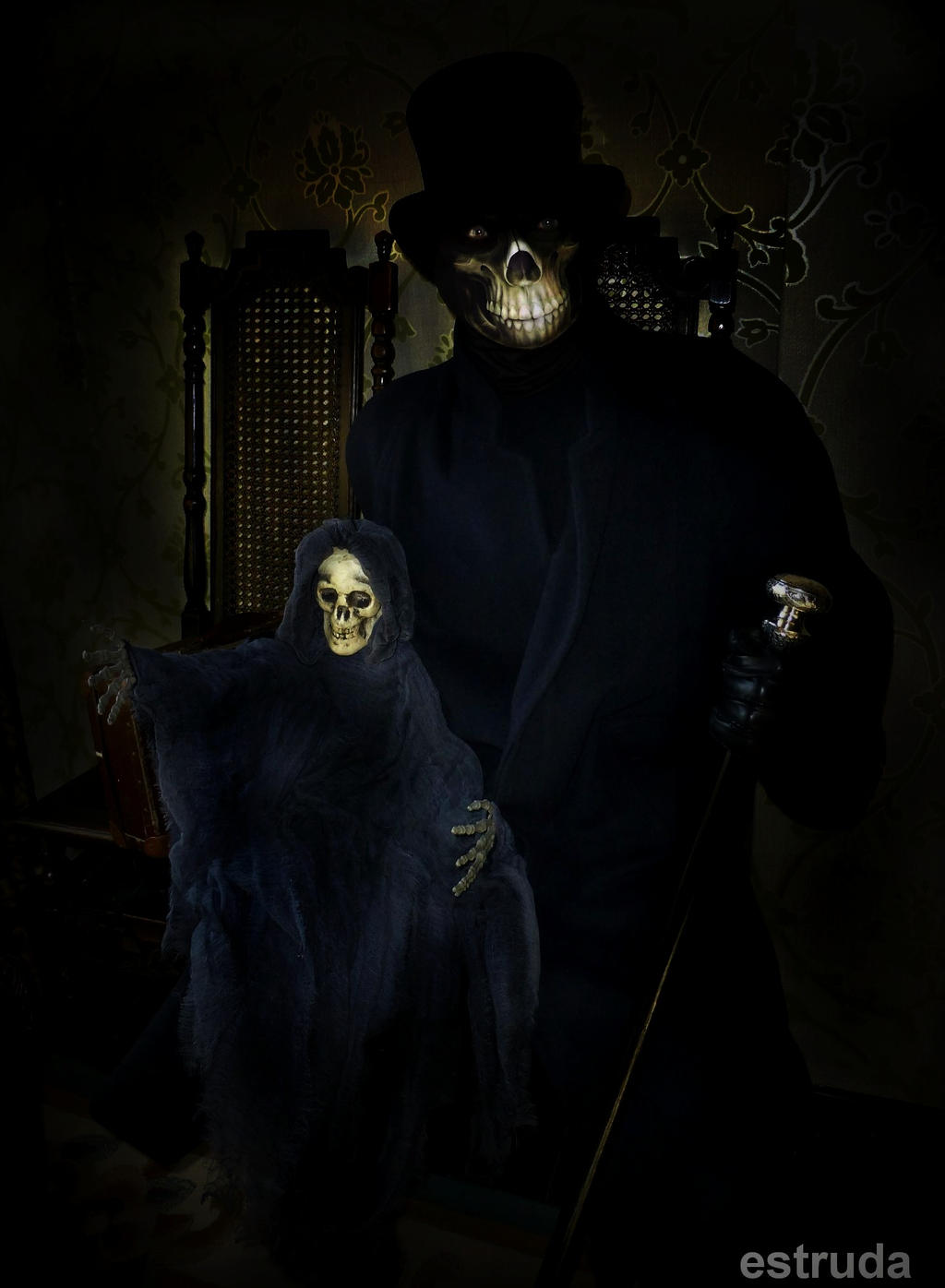 The Puppet Master by Estruda