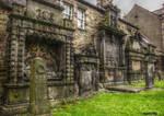 Grayfriar's Kirk Graveyard