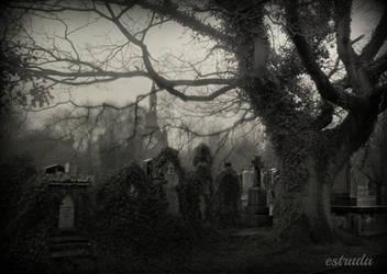 The Distant Church by Estruda