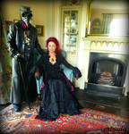 Lord and Lady Plague Doctor