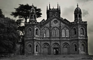 The Gothic Temple ..)0(.. by Estruda