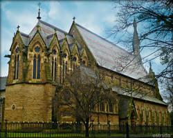 All Saints Church by Estruda