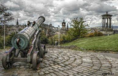 Calton Hill, Edinburgh.