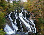 Swallow Falls by Estruda