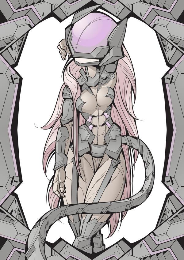 Catwoman Tetsuya Nomura ver by fajar-rizky