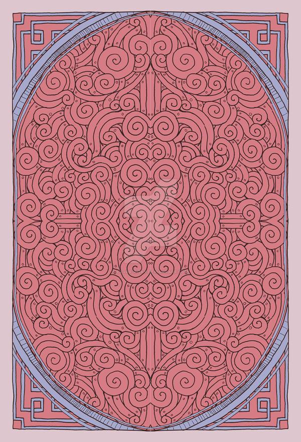 Spirals Symmetric by fajar-rizky