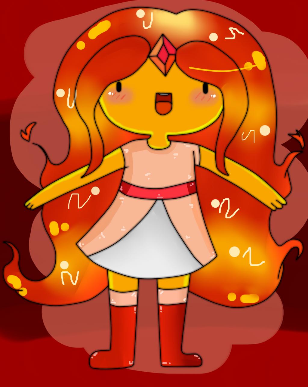 Little Princess by Deryka