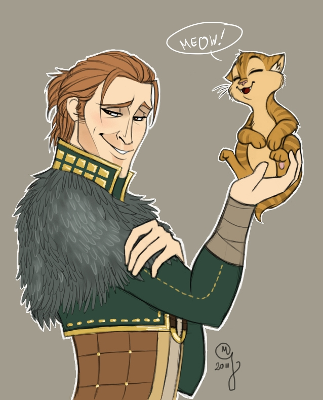 Anders and Kitty