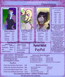 Commission Sheet by AthenatheWitch