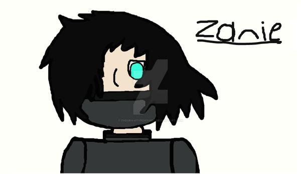 Zanie by thegravityponygirl