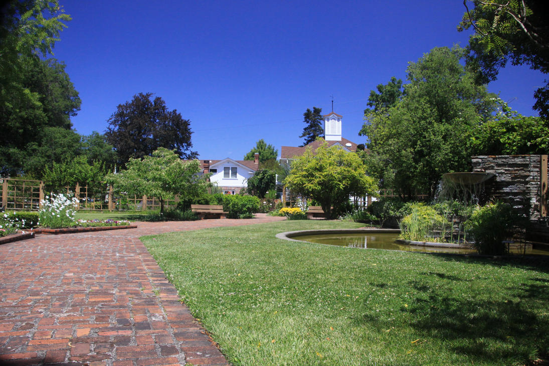 Luther Burbank Home And Garden By Caloxort On Deviantart