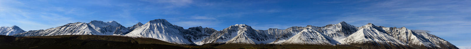 Mountain Panorama, Haines Junction, YT by Caloxort