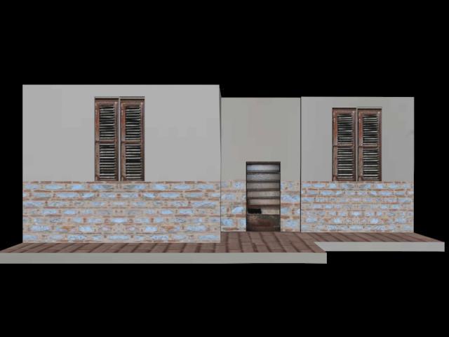 3d house by Gluka-Kon