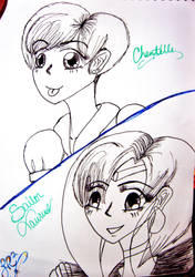 Chantelle....Sailor Taaurus by Sonciarae8