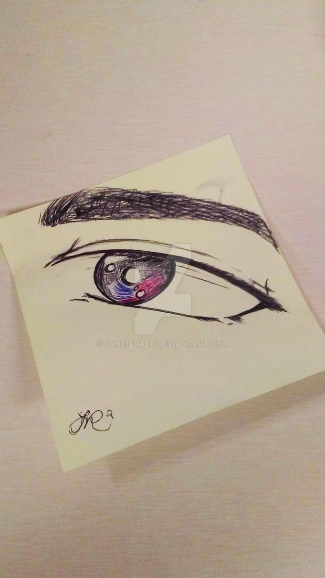 Eyes by Sonciarae8