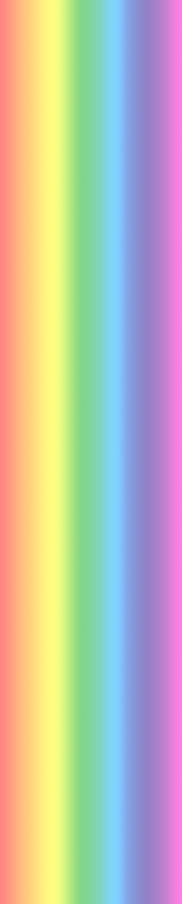 Pastel Rainbow Gradient Background by rainbowpanda101 on ...