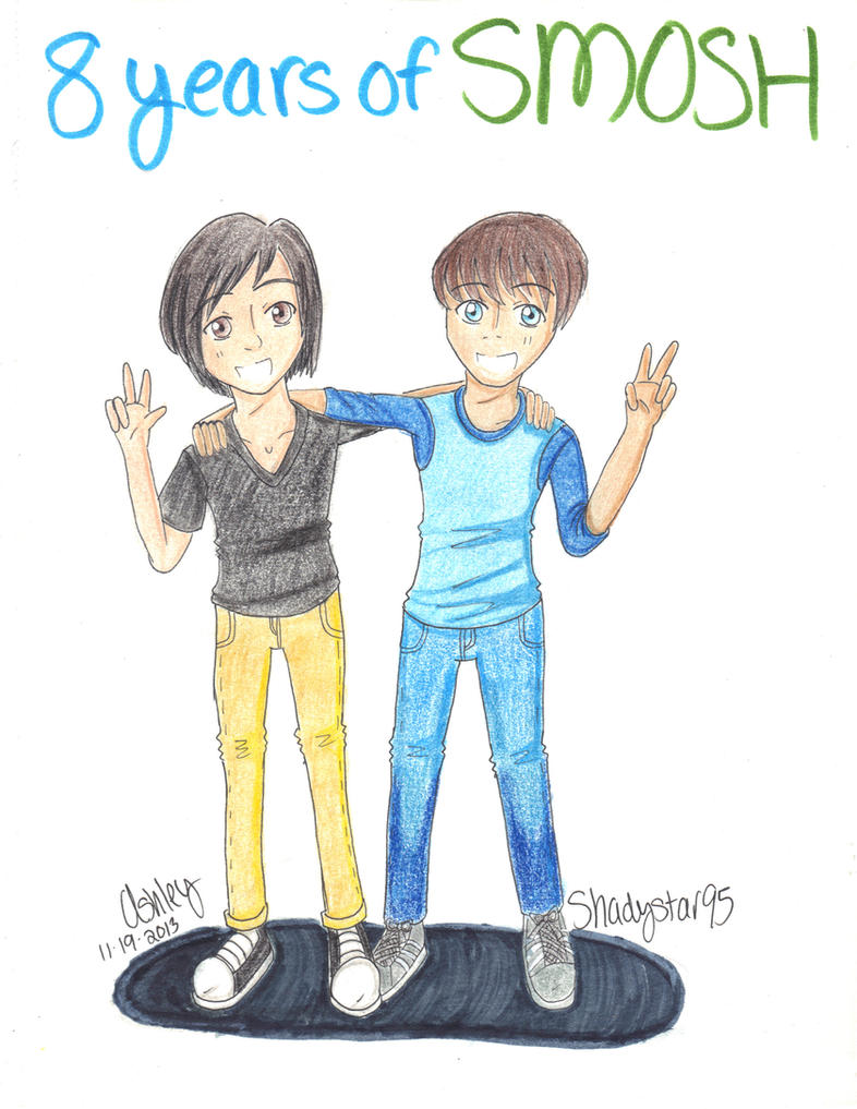 .:8 Years of Smosh:. by Shadystar95