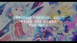 Creative Festival 2020 PSD Pack