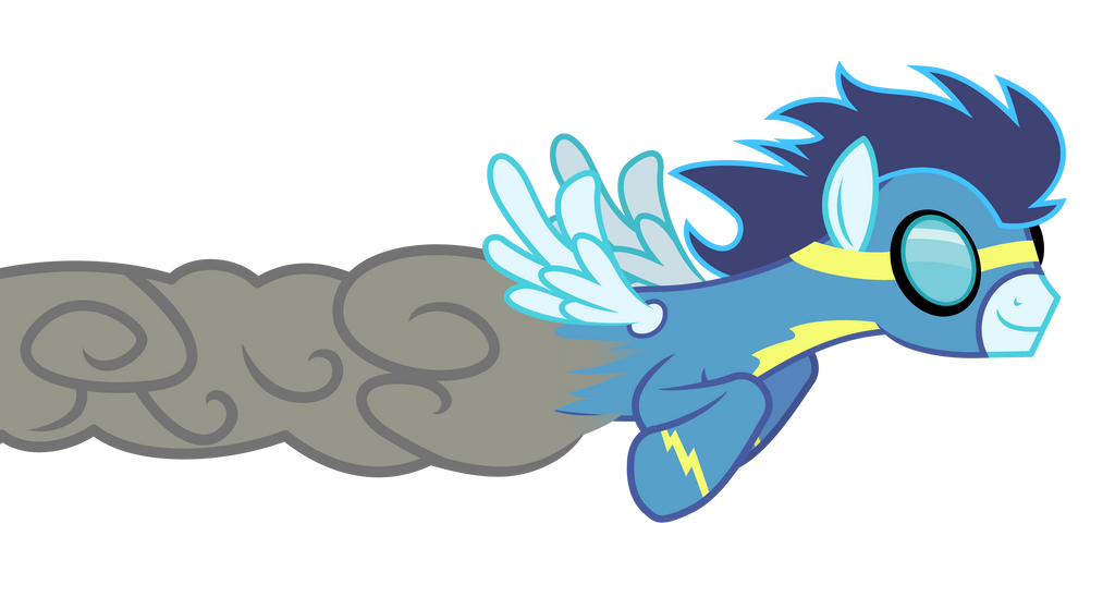 Cause Soarin Is Awesome Like That
