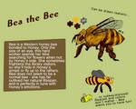 Bea the Bee (Honey Companion)