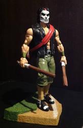 Casey Jones Custom Figure by FigureHunterCustoms