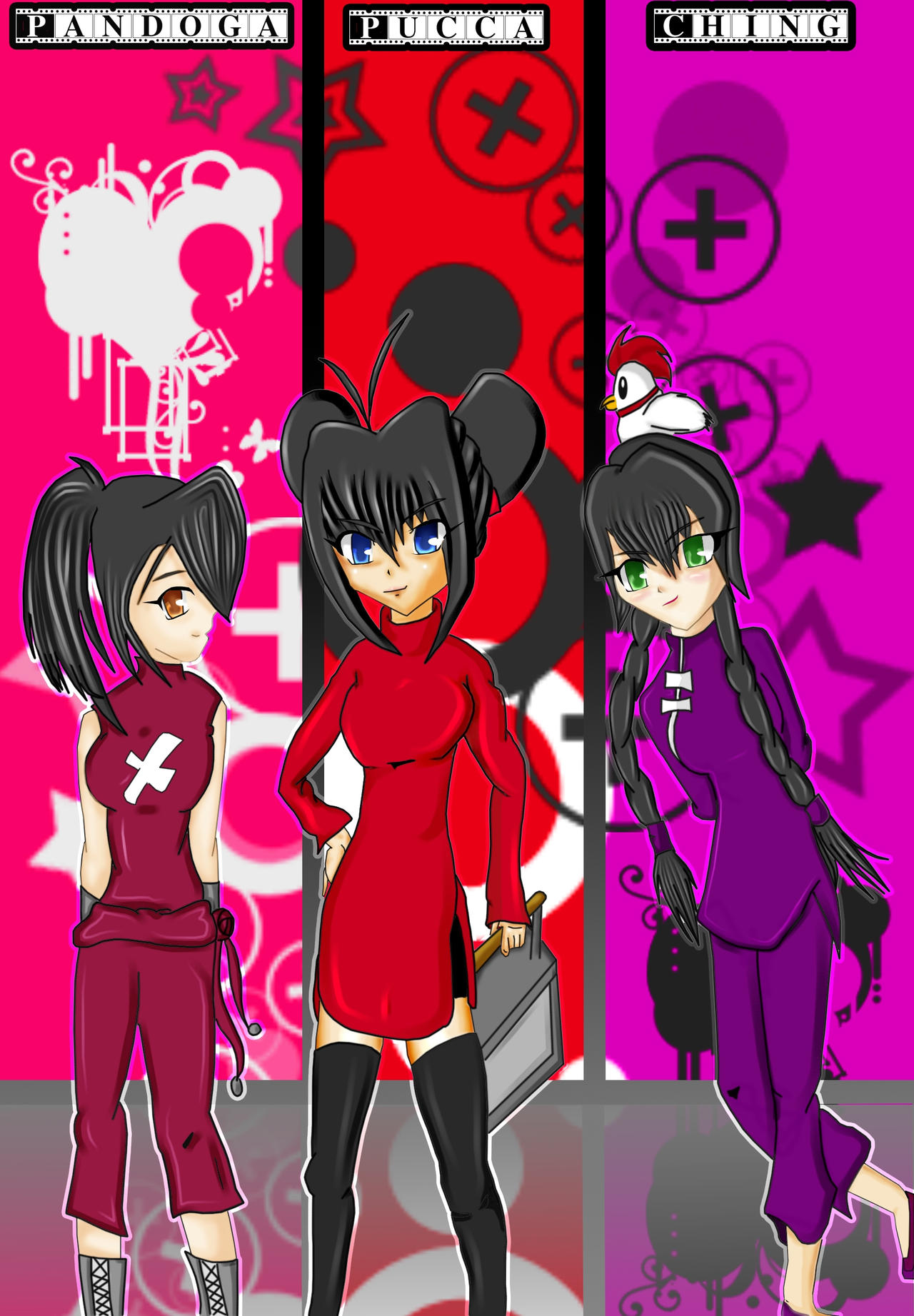Ching Pucca Anime 81804 Loadtve