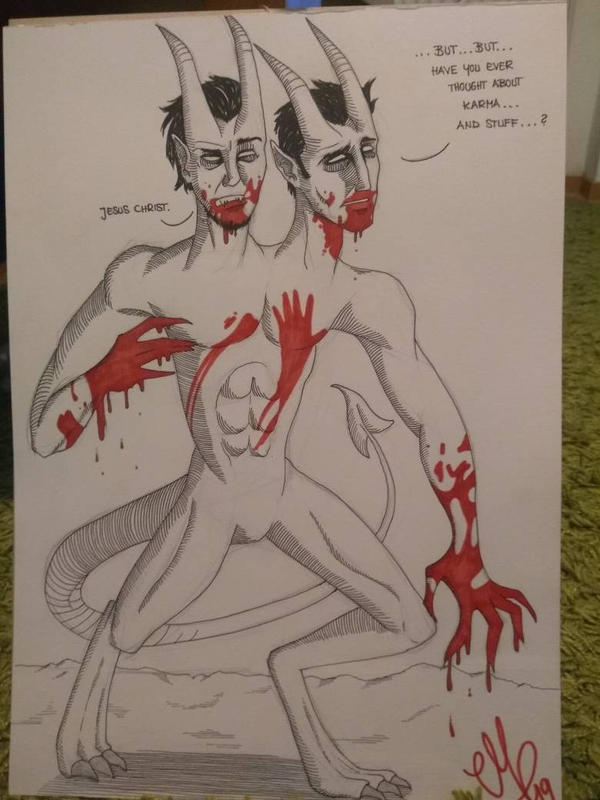 Doubting Demons by Mar-Lisa