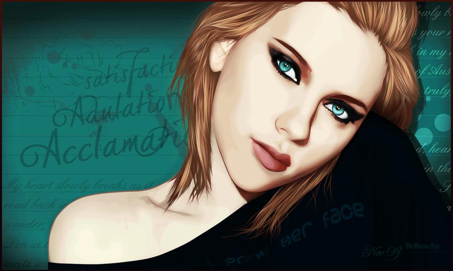 Emerald Johansson by BeBeachy