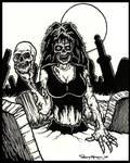 Chrissie's Zombie Chick