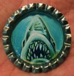 JAWS Bottle Cap Monster