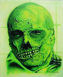 Dr Phibes Airbrush