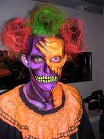 Dead Clown by Mr-Mordacious