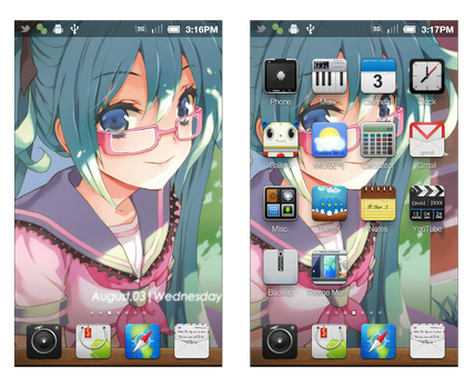 Preview for MIUI theme