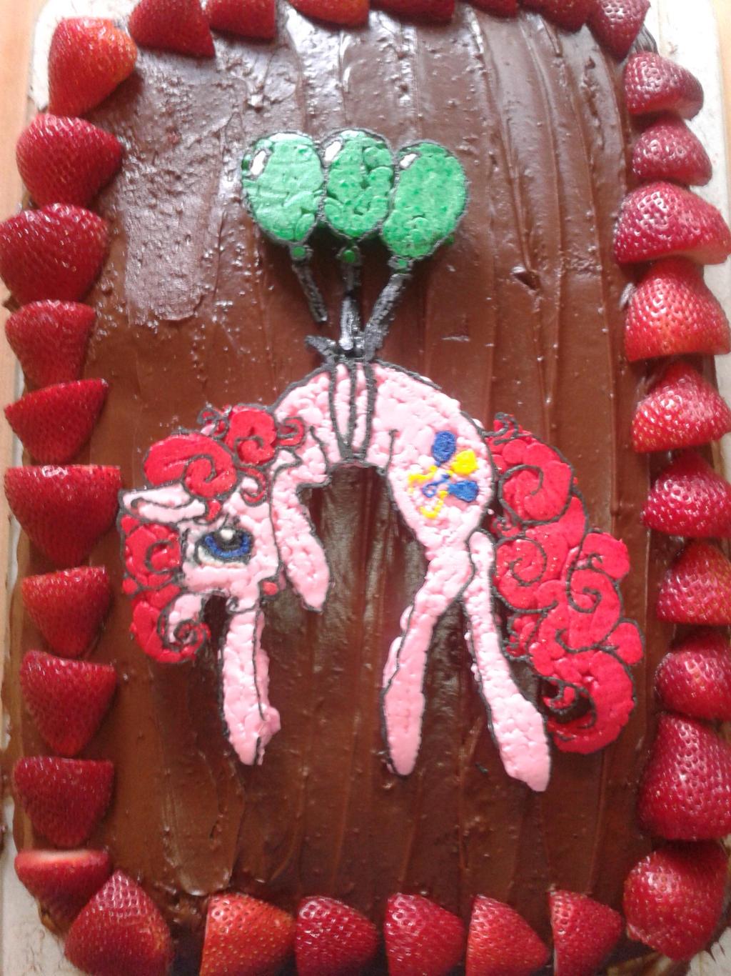 Pinkie cake