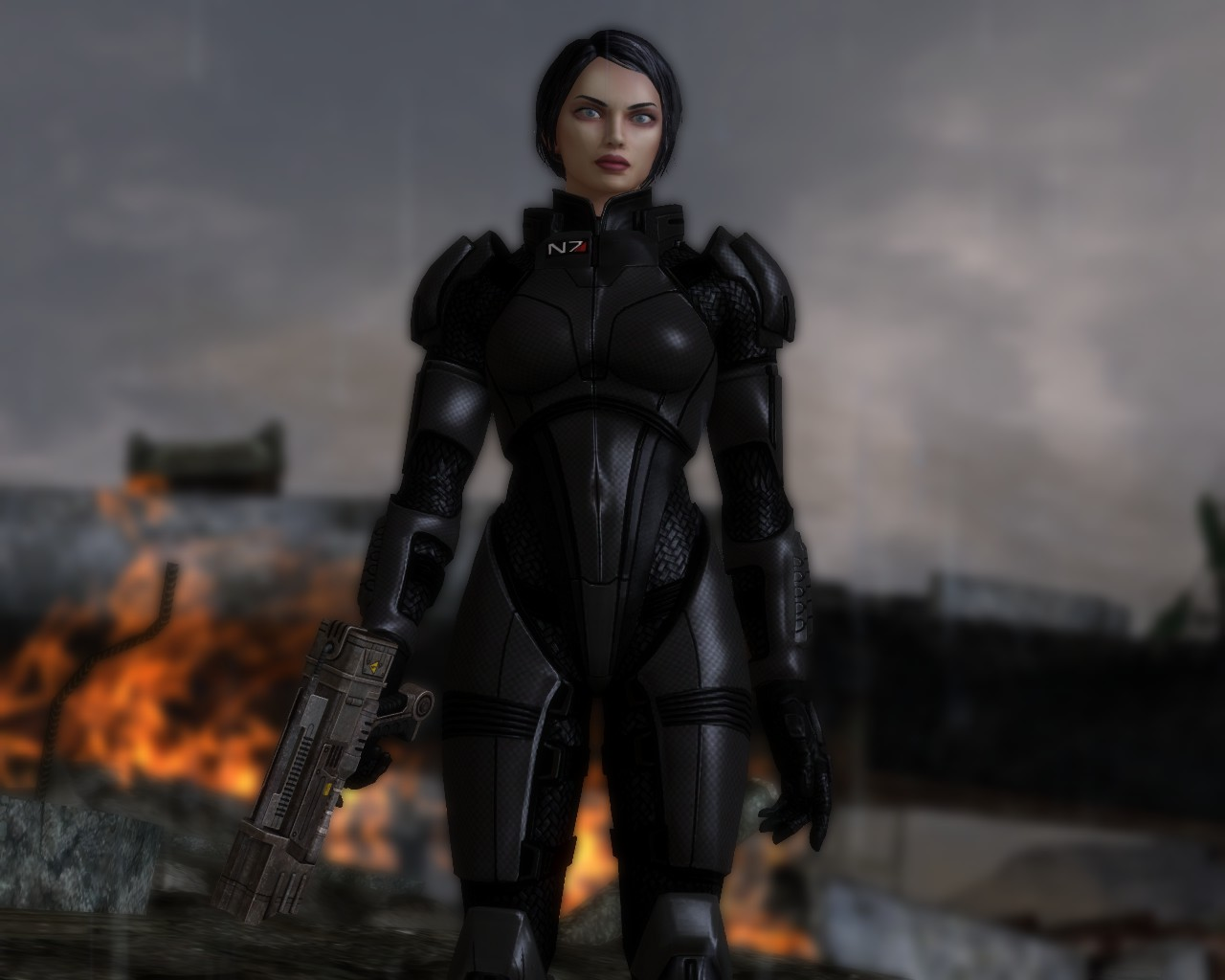 Fallout new vegas rape mod