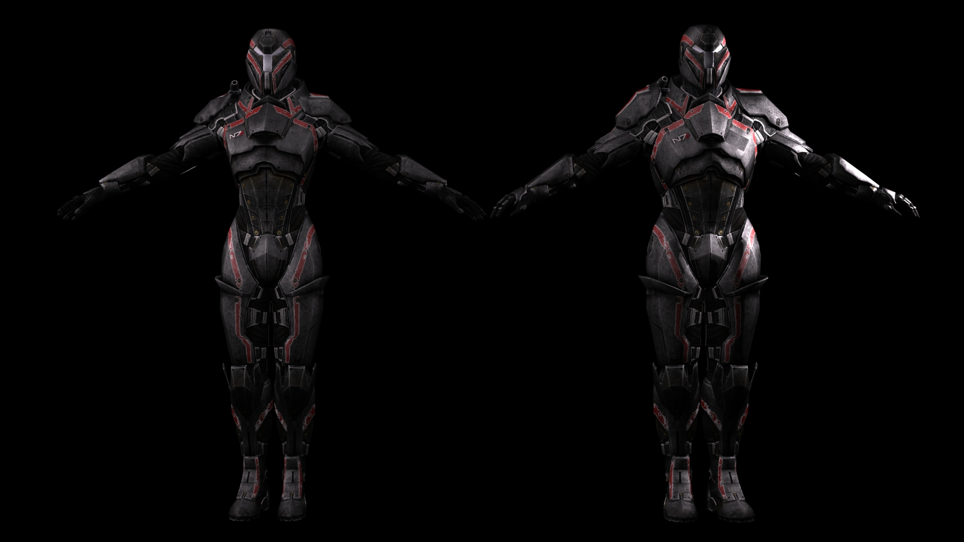 T5-V Battle Suit for females by lsquall on DeviantArt