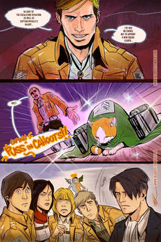 Attack on Titan/SnK - Puss in Cahoots