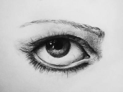 Eye by vBlackDevilv