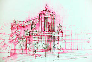 speed sketch by vBlackDevilv