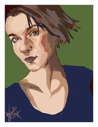 Portrait by vBlackDevilv
